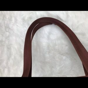Harveys Bags - Harveys Brown Medium Seatbelt Handbag